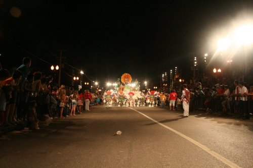 (Rafael Urban, Carnaval de Curitiba, 2007)